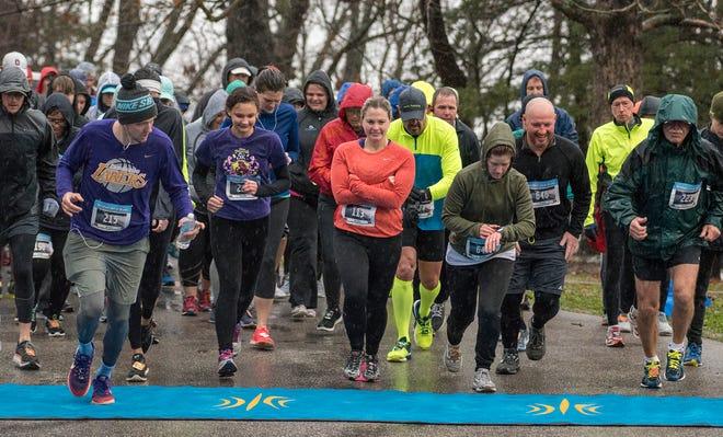 Bridge and Dam half marathon, 2019
