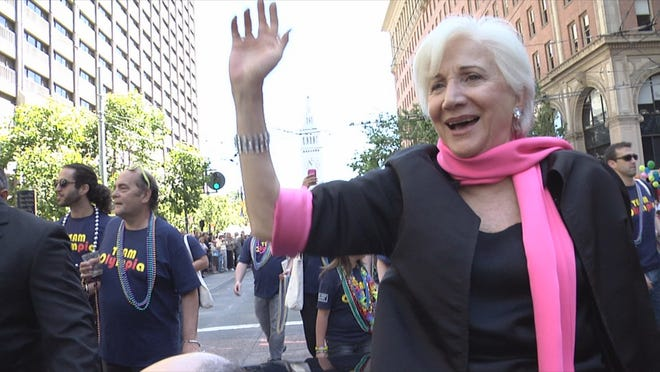 """""""Olympia"""" is a documentary about the life of Oscar-winning Massachusetts actress Olympia Dukakis"""
