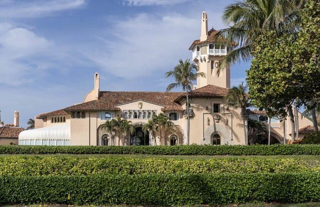 Mar-a-Lago in Palm Beach, Florida, has been partially closed because of a COVID outbreak.