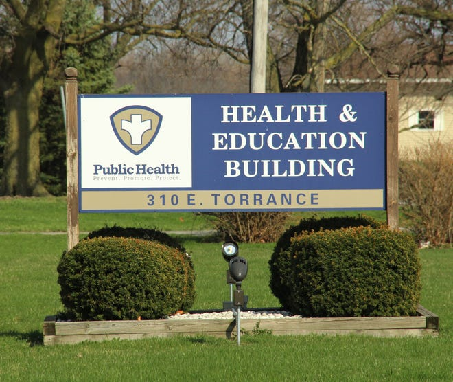 Pontiac saw an increase of new cases to rise to 1,764 over cases of COVID since last March, according to IDPH.