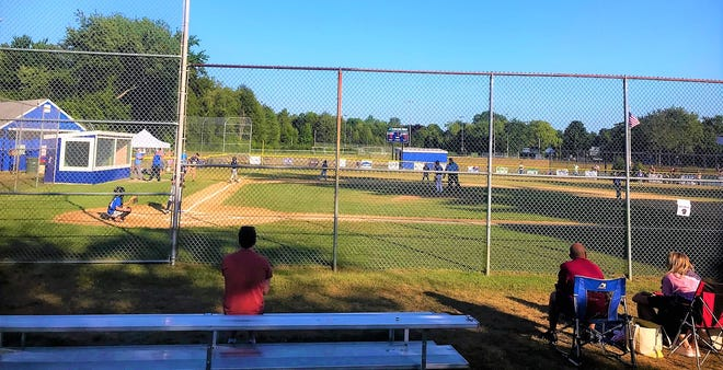 The New Hampshire Cal Ripken U-10 state tournament will be played at Tuck Field this July. Seacoast Cal Ripken was awarded the bid to host this 10-team tournament on Wednesday night. Seacoast Cal Ripken hosted its first district tournament, shown here, last August.