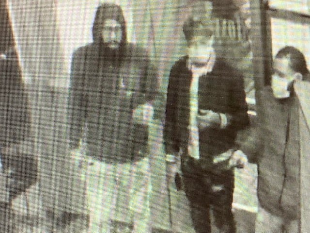 The Providence police are looking for the public's help as they investigate an assault outside the Foxy Lady and have released photographs taken at the club.