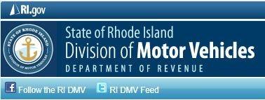 The Rhode Island DMV web site.