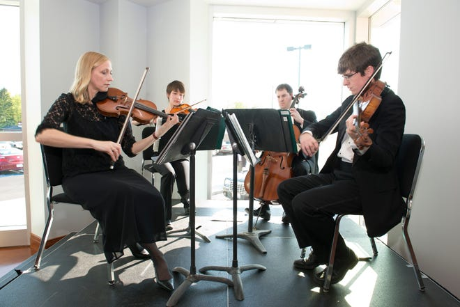 Canton Symphony Orchestra is holding its first virtual performance of the pandemic at 6 p.m. Saturday with a concert featuring a string quartet.