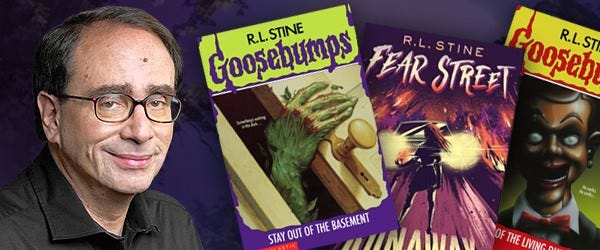 "R.L. Stine, famous for his ""Goosebumps"" books and other works, is the virtual speaker April 8 for the Stark County library."