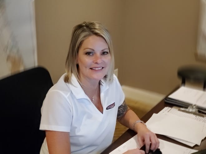 """Amy Flowers is the owner of Max Labor Staffing in St. Augustine, where she said she is having """"the worst"""" time in 13 years filling open employment positions."""