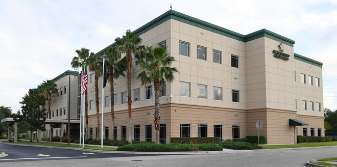 The Sarasota County Sheriff's Office, with headquarters at 6010 Cattleridge Blvd., is dedicating the month of April to making 911 operators more visible.