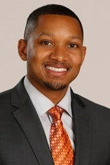 UF basketball assistant coach Jordan Mincy