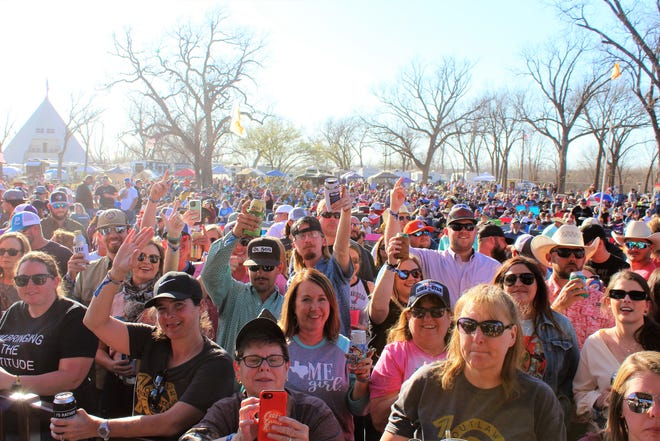 The Outlaws & Legends Music Festival was named the best festival in the state at this year's Texas Regional Radio Report Music Awards.