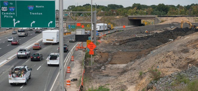 The Direct Connection project is expected to ease congestion and reduce accidents where I-295, I-76 and Route 42 come together in Bellmawr, Gloucester City and Mount Ephraim.