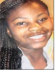 Police are asking for help locating Tianna Hill, 14, who left home to go to work on Tuesday and never arrived.