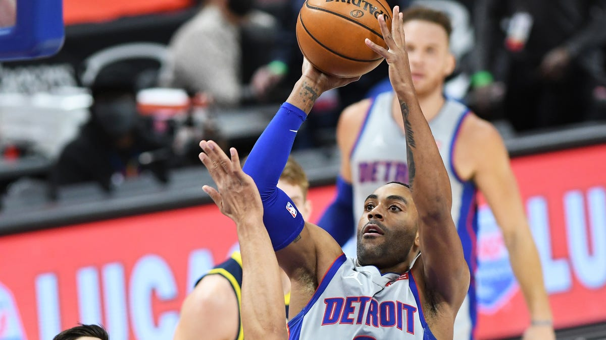 Pistons' Wayne Ellington focuses on court as trade deadline nears: 'It's part of the game' 2