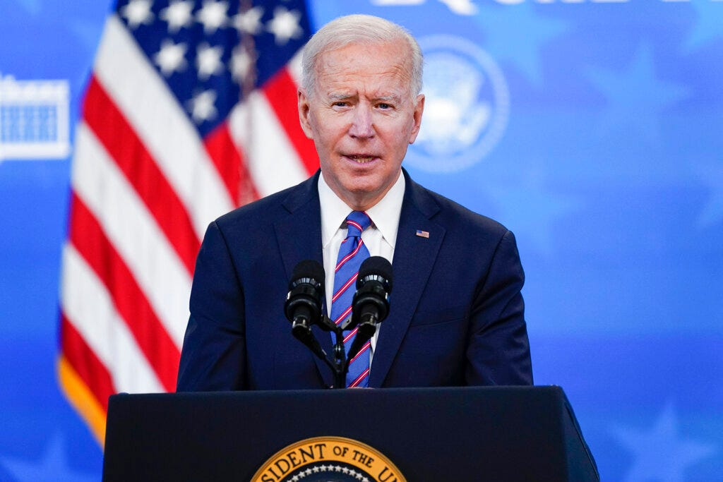 Amid growing challenges, Biden to hold 1st news conference 2