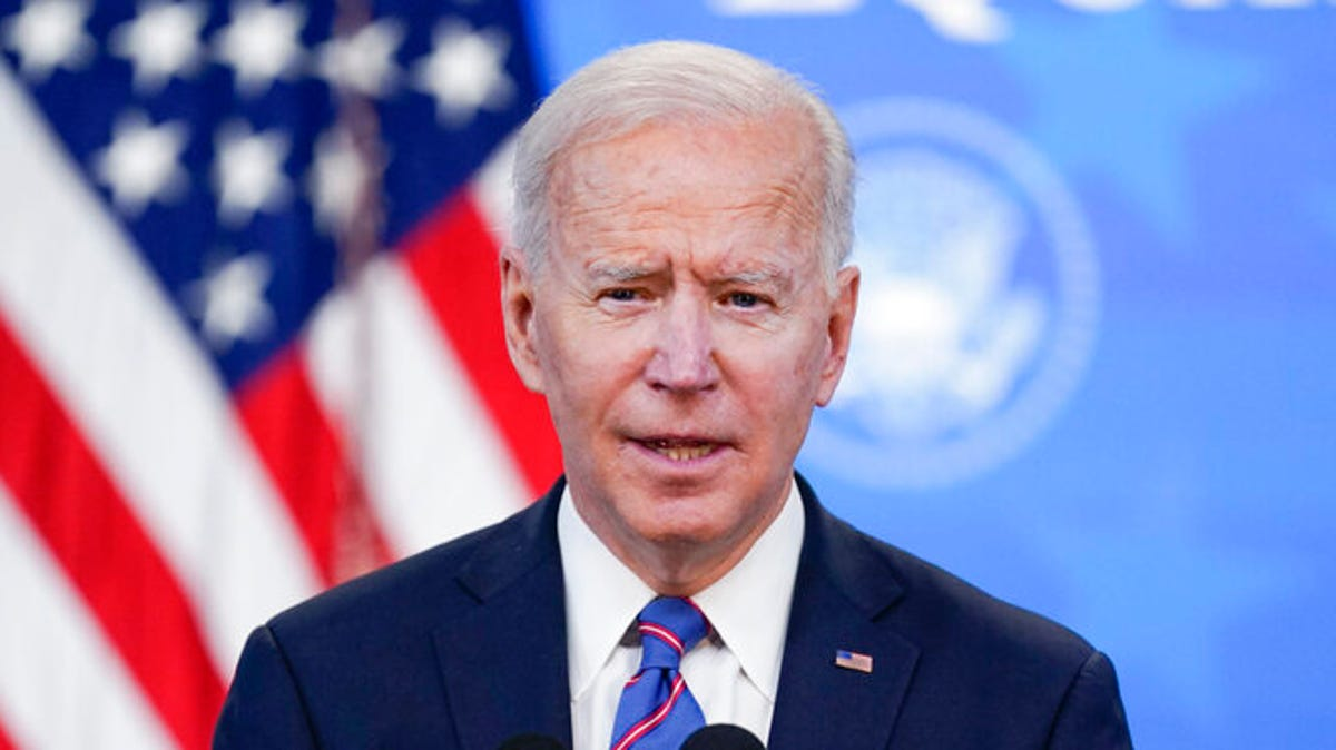 Amid growing challenges, Biden to hold 1st news conference 3