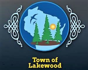 Town of Lakewood logo.
