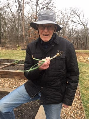 Judy Terry writes Green Thumb, a column in the Press Citizen.
