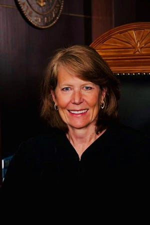 Margaret Downie was appointed the presiding disciplinary judge. She is the first woman and second person to hold the position.