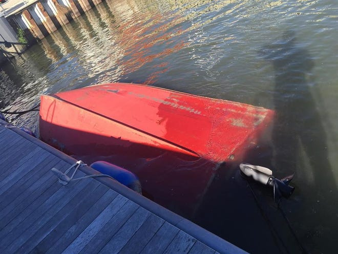 A new ordinance being considered by Port Clinton City Council would prohibit leaving a vessel in a sunken, beached or drifting condition for any period.