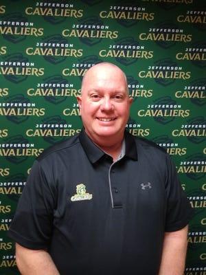 Jefferson High boys basketball coach Tim Reck