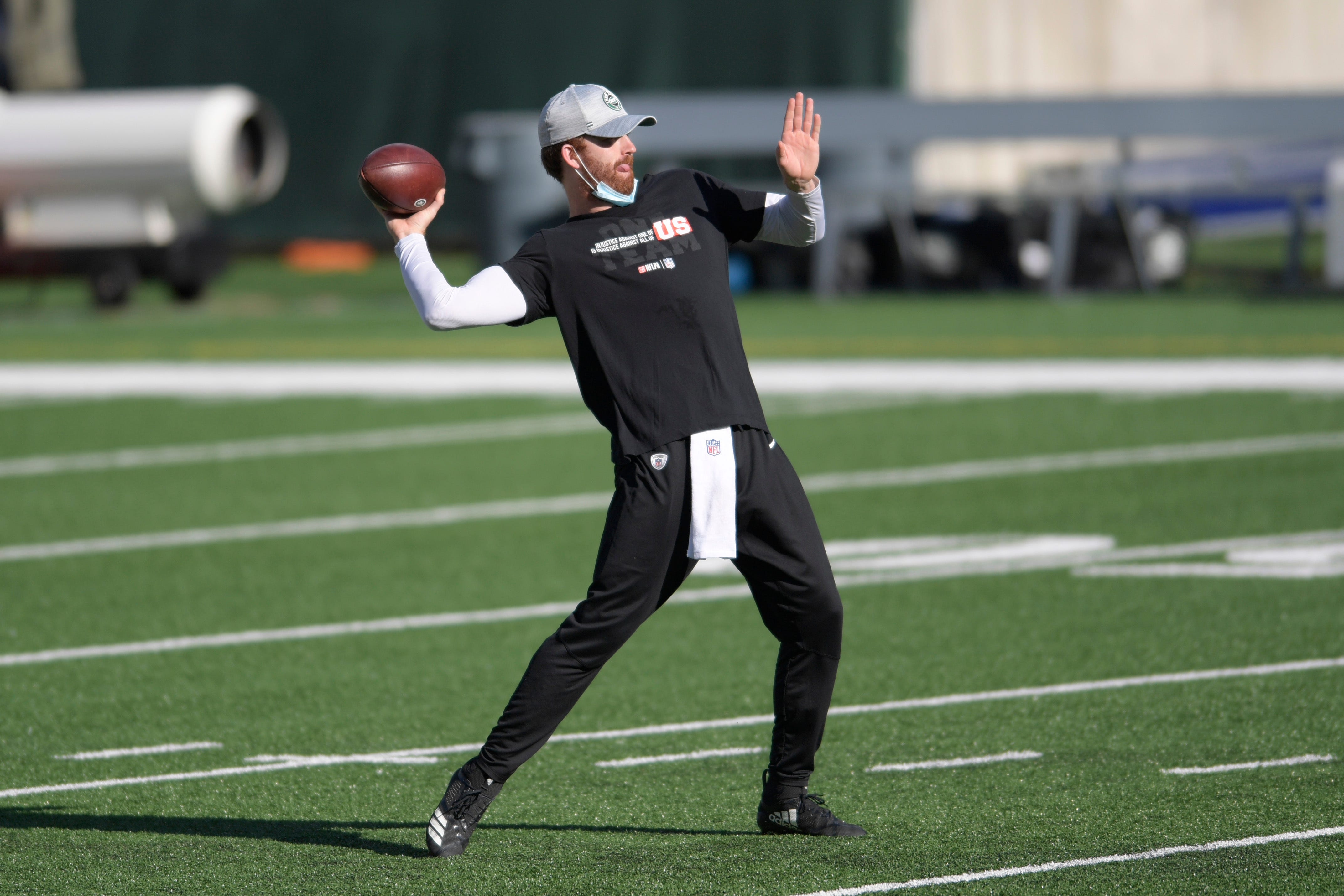 Joe Flacco on returning home to play for Eagles