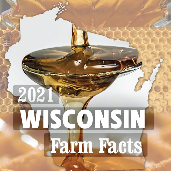 This year honey and maple syrup joins the information are featured in the updated Ag in the Classroom's 2021 Wisconsin Farm Facts brochures, bookmarks and other related resources available for teachers, students and volunteers.