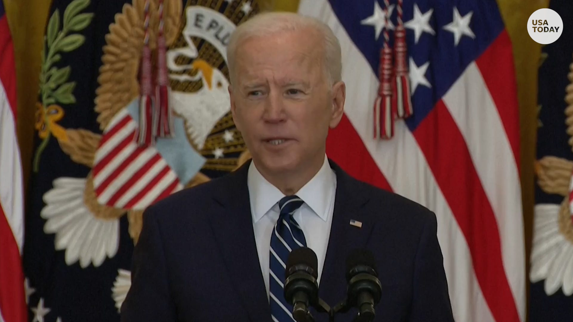 'I believe we can do it': Biden sets new goal of 200M COVID-19 vaccine shots in 100 days