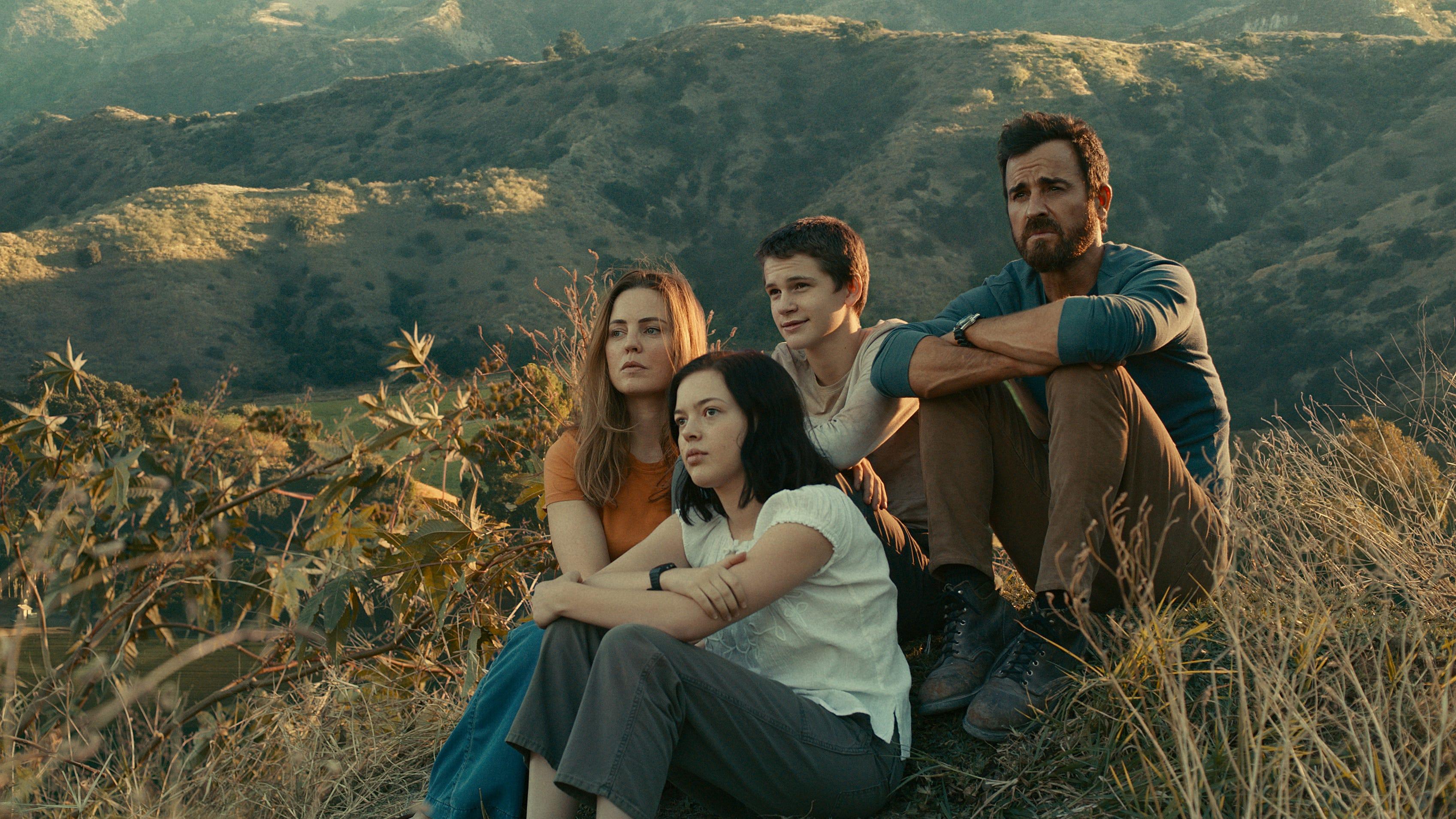 Episodio 1. Justin Theroux, Melissa George, Logan Polish y Gabriel Batman protagonizan