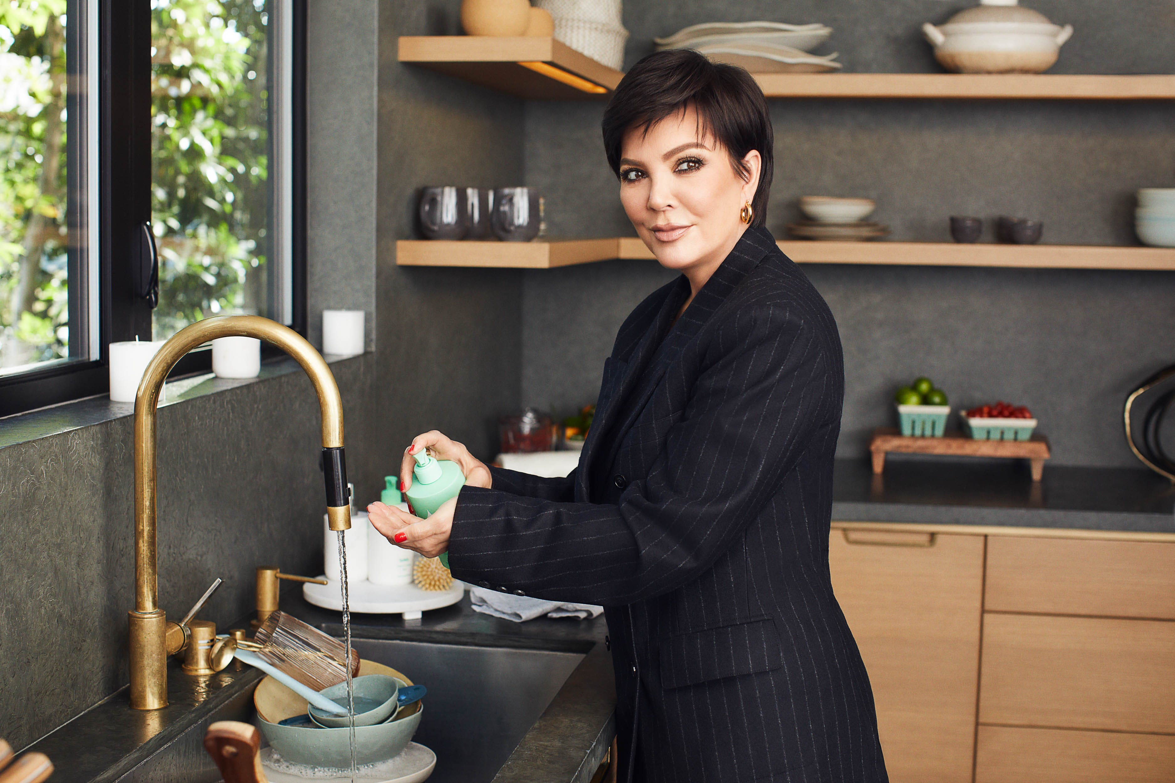 Kris Jenner talks 'very challenging' pandemic year, shares her secret for coping with drama