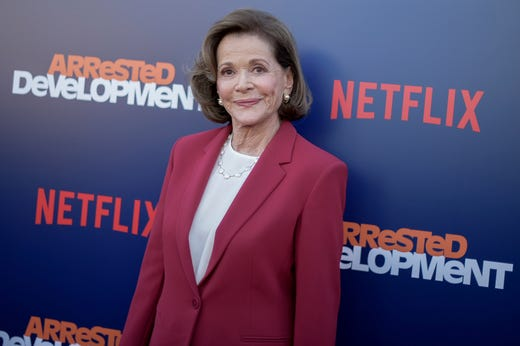 """<a href=""""https://www.usatoday.com/story/entertainment/tv/2021/03/25/jessica-walter-arrested-development-star-dead-80/7001306002/"""">Jessica Walter</a>, known as matriarch Lucille Bluth of &quot;Arrested Development,&quot; died on&nbsp;March 24. She was 80. Walter had a long, prolific career in Hollywood, including roles in 1971's &quot;Play Misty for Me,&quot; &quot;Arrested Development&quot; and most recently in FX's &quot;Archer.&quot;&nbsp;"""