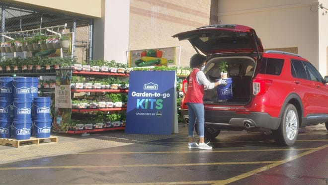 Lowe's is holding its first-ever SpringFest.