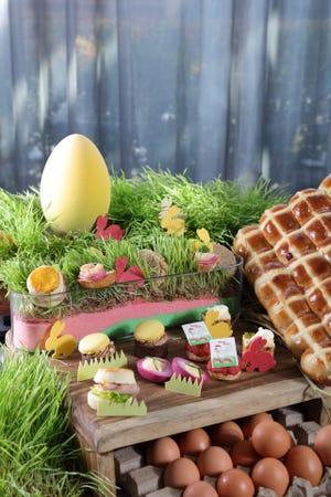 Ciclo will offer a five-course Easter brunch, and reservations can be made via phone or Open Table.