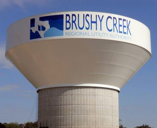 The Brushy Creek Regional Utility Authority is a partnership between Round Rock, Cedar Park and Leander. [FILE PHOTO]