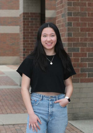 Alice Xu, a 15-year-old sophomore at Hudson High School, is vice president of an Asian youth group at her schooland helped decorate the school for Lunar New Year and Diwali.