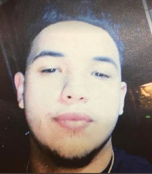 Cory Moreida is wanted by the Alice police in connection with a drive-by shooting that occurred on Catherine Street.