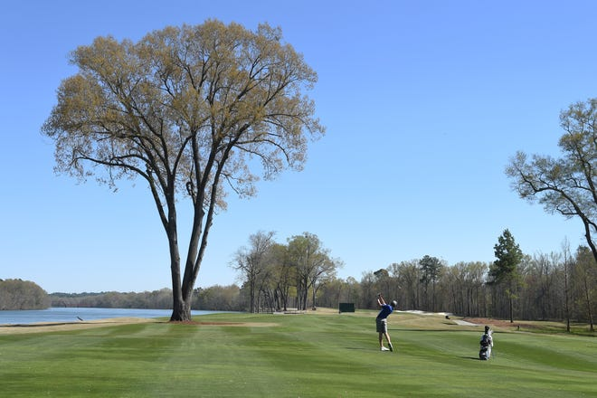 Champions Retreat's Island and Bluff nine-hole courses will be used for the 2021 Augusta National Women's Amateur, each providing a unique challenge in the visions of some of the greatest golfers ever. [MICHAEL HOLAHAN/THE AUGUSTA CHRONICLE]