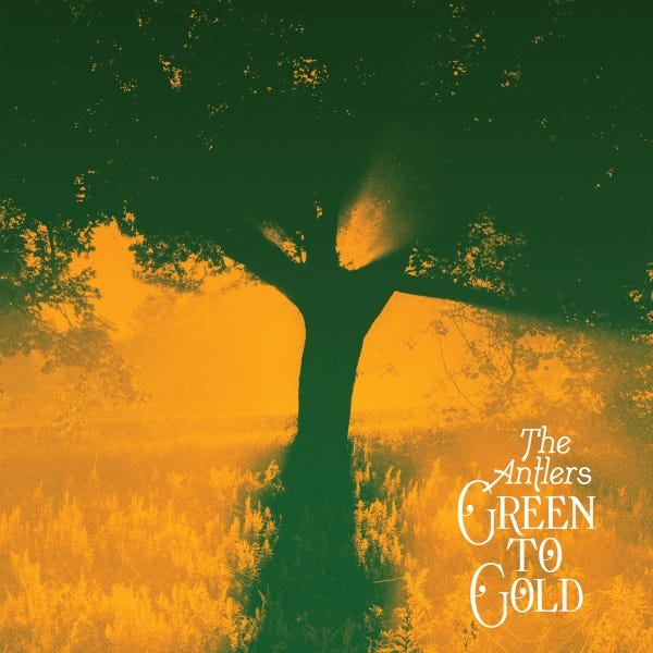 """""""Green to Gold"""""""