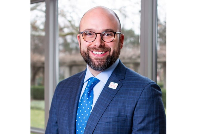 Dan Sharpe, Vice President, Community Research & Grants Management, the Columbus Foundation