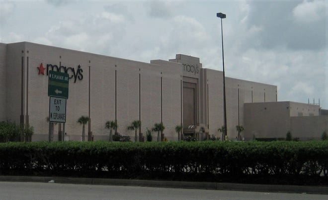 Macy's at the Esplanade Mall in Kenner is shown in 2010.