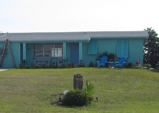 This beachside home on North Oceanshore Boulevard in Flagler Beach sold recently for $780,000. Built in 1963, it has three bedrooms and two baths in 1,144 square feet of living space. It also has a patio and a private dune walkover.