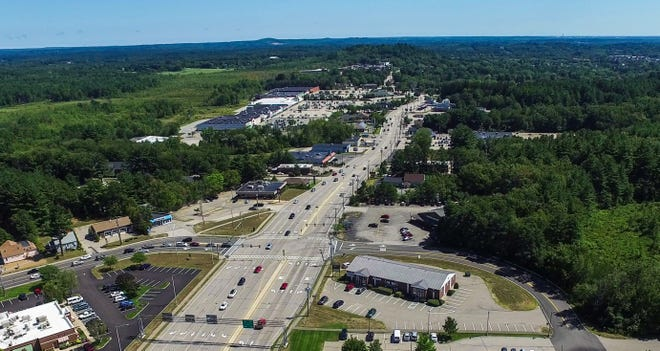 A survey conducted by the City of Dover identified the Durham Road and Central Avenue intersection as a spot that could best benefit from the traffic signal upgrade.