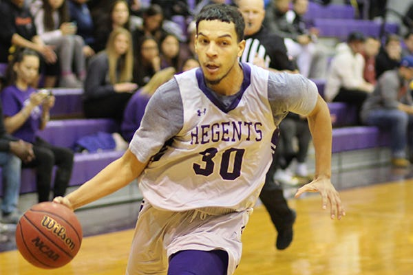 Kivontay Shaw, a 2016 Galesburg High School grad, has wrapped up his career as a member of Rockford University's men's basketball team but will continue his collegiate hoops career.