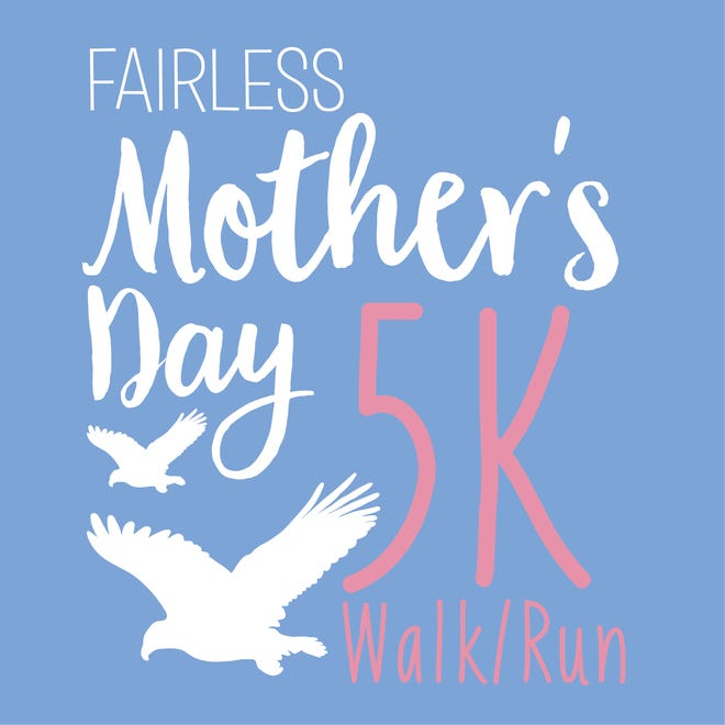 Fairless Studnet Council will host the Mother's Day 5k walk/run on May 8.