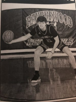 Sophomore Matthew Carte led Ravenswood with 13 points in a loss to St. Marys.