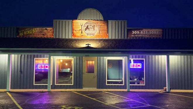 The new BC BBQ location at 2601 S. 14th St. in Pekin. The restaurant first opened last year on Court Street in downtown Pekin.