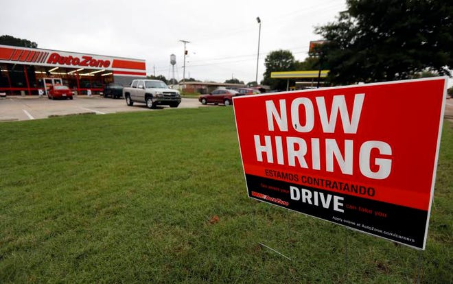 Massachusetts' unemployment rate fell to 7.1% last month.
