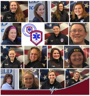 Some of the women of Canandaigua Emergency Squad explain how they got into the business of caring for and helping others.