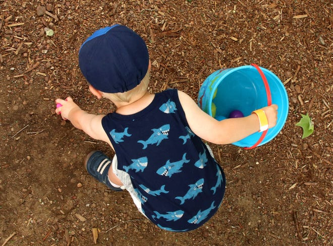 Check The Oklahoman's list for an Easter egg hunt in your area.