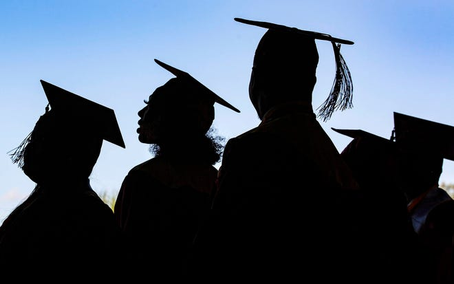 Hatch Valley High School will hold its graduation at 7:30 p.m. May 21 on the school's football stadium.