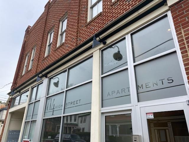High Street Apartments in Petersburg are being converted into rapid rehousing units to help some of the city's chronically homeless get back on their feet.