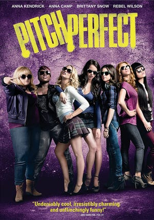 """Promotional image for """"Pitch Perfect"""""""